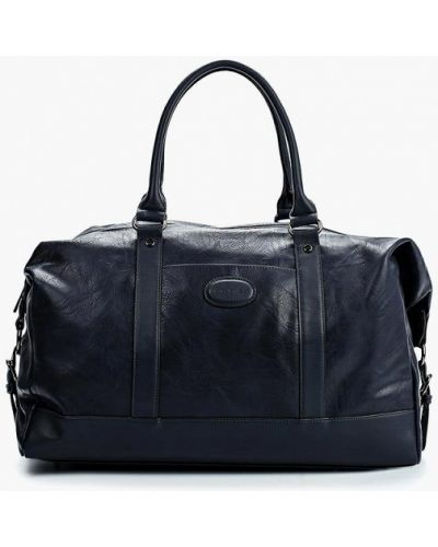 Черная дорожная сумка David Jones