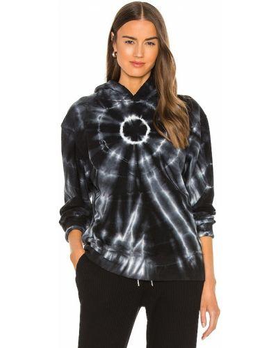 Czarna bluza bawełniana Dannijo