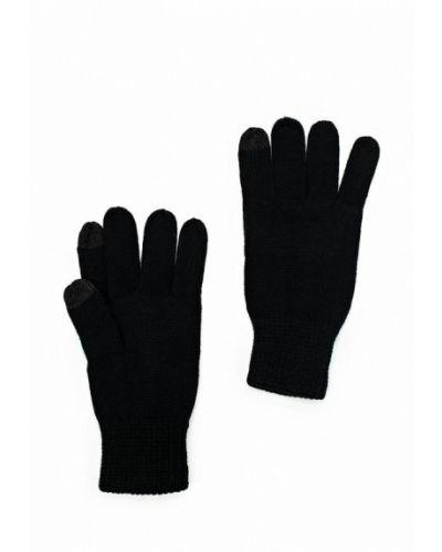 Черные перчатки 2018 Topman