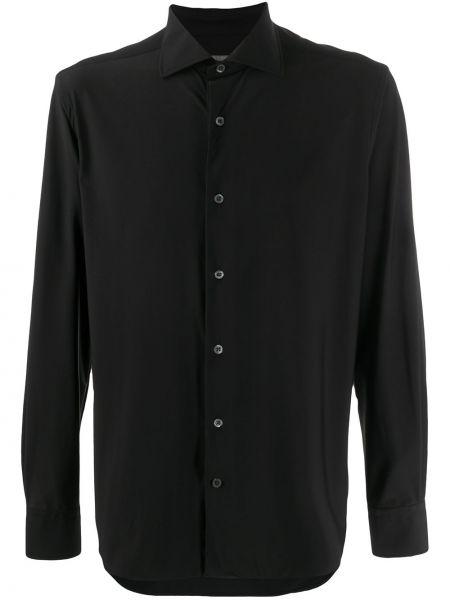 Koszula z długim rękawem prosto długa Corneliani