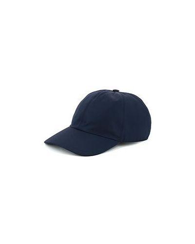 Синяя кепка Enrico Mandelli