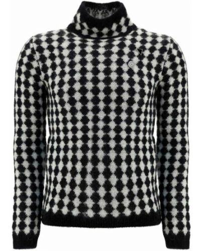 Sweter - czarny Saint Laurent