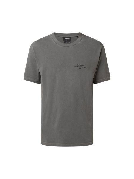 T-shirt z printem The Kooples