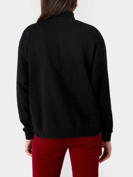 Свитшот винтажный - черный Wrangler
