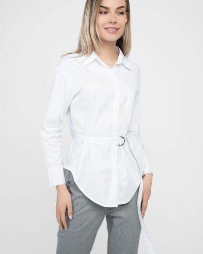 Рубашка с длинным рукавом белая Monoroom
