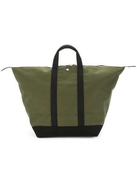 Черная сумка-тоут Cabas