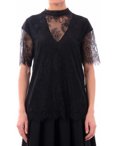 Черная блузка Twin-set