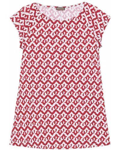 Czerwona koszulka Maliparmi