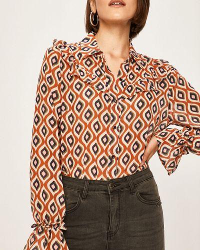 Блузка с длинным рукавом классическая Answear