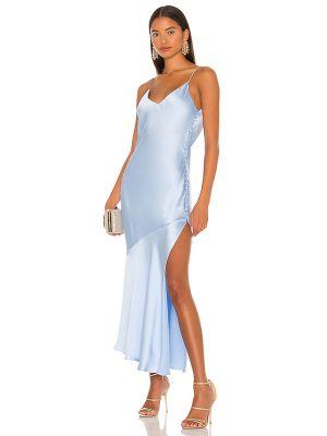 Niebieska sukienka Atoir