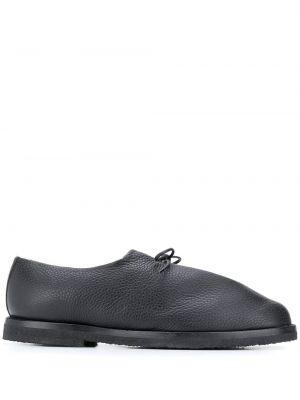 Туфли без каблука - черные Mackintosh