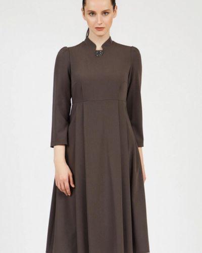 Платье - коричневое Grey Cat