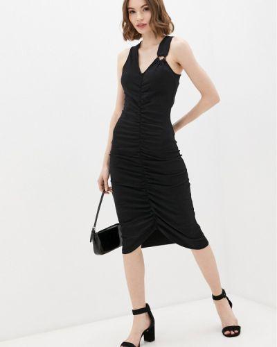 Черное вечернее платье Colcci