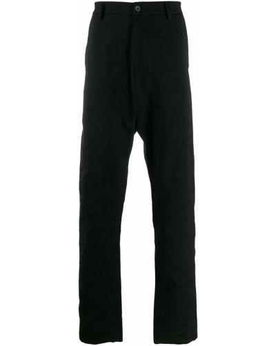 Черные брюки на пуговицах Poème Bohémien