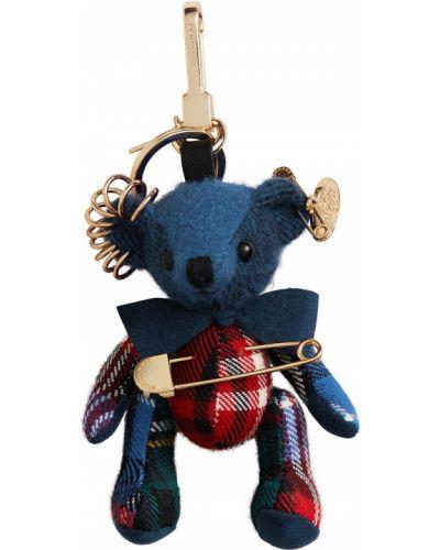 Синяя подвеска Burberry