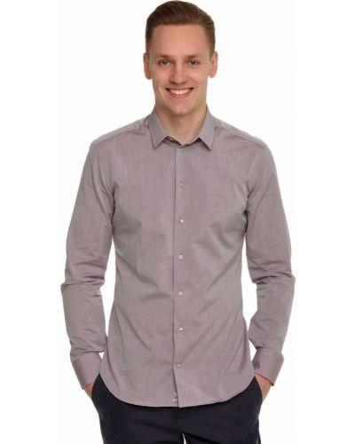 Розовая рубашка Armani Collezioni