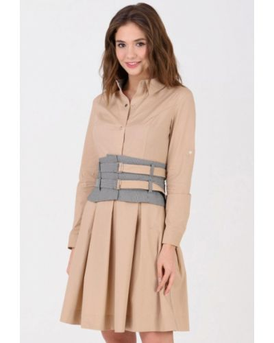Платье платье-рубашка весеннее Ricamare