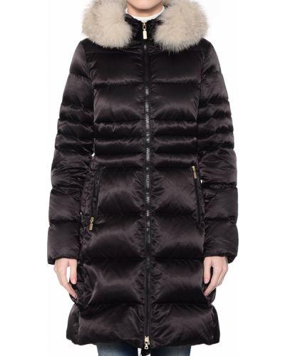 Черная куртка Geospirit