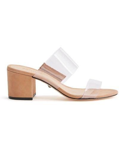 Beżowe sandały Schutz