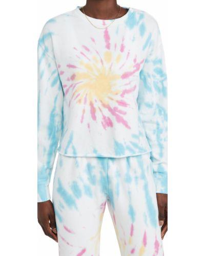 Ватный хлопковый пуловер с длинными рукавами Spiritual Gangster