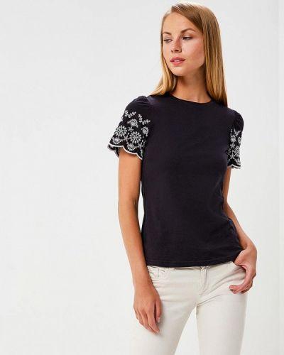 Черная футболка Dorothy Perkins