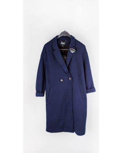 Пальто - синее Only