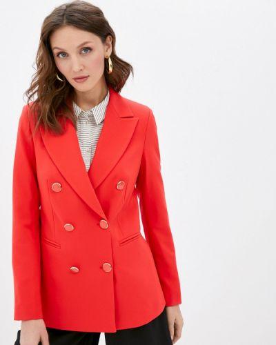 Пиджак - красный Rinascimento