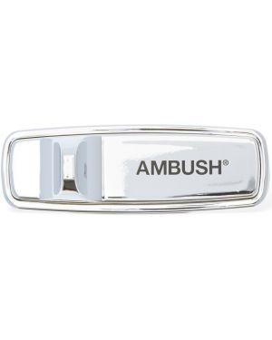Broszka z nadrukiem Ambush
