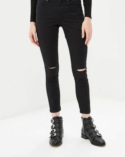 Черные джинсы-скинни Jennyfer
