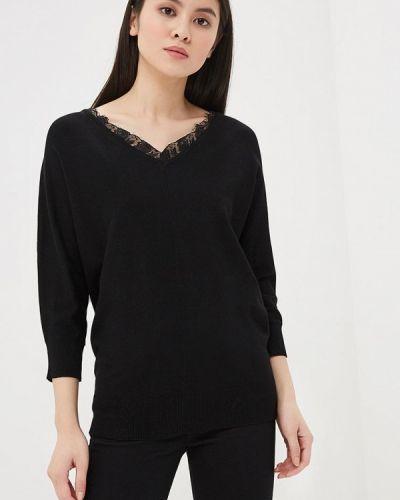 Черный пуловер Iwie