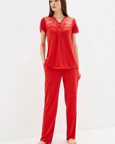 Пижама красная пижамный Relax Mode