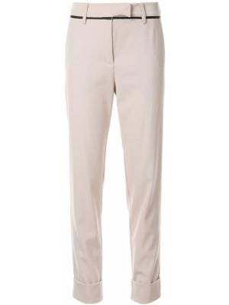 Шерстяные брюки Taylor