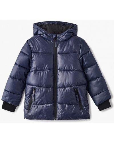 Куртка теплая синий Modis