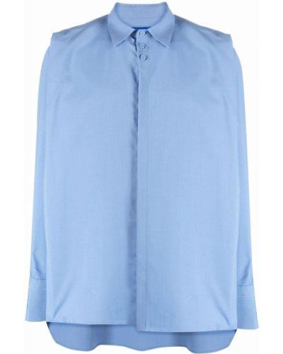 Koszula wełniana - niebieska Ader Error