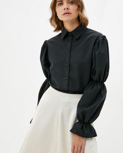 Рубашка с длинным рукавом - черная Imocean