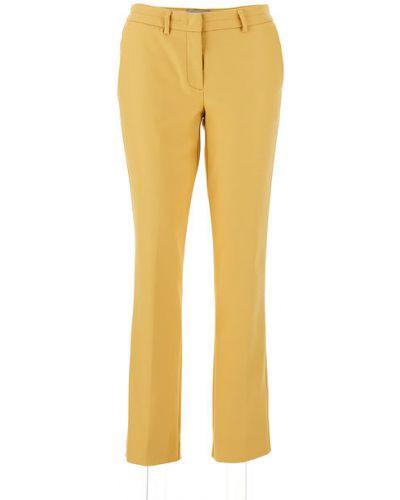 Желтые брюки Marella