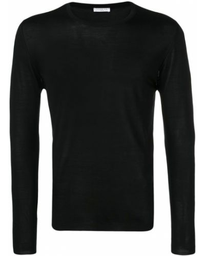 Черная футболка Cenere Gb