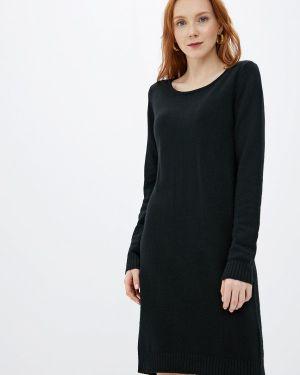 Платье осеннее вязаное Vila