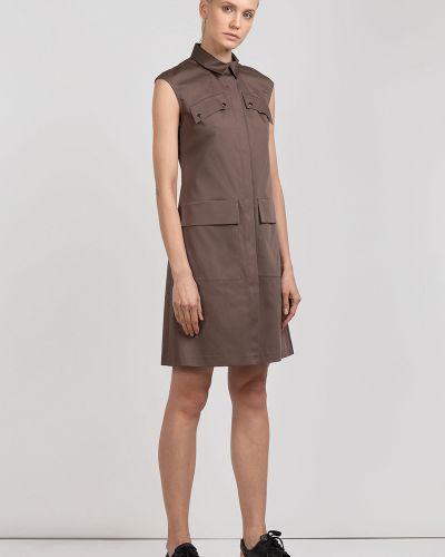 Платье сафари трапеция Vassa&co