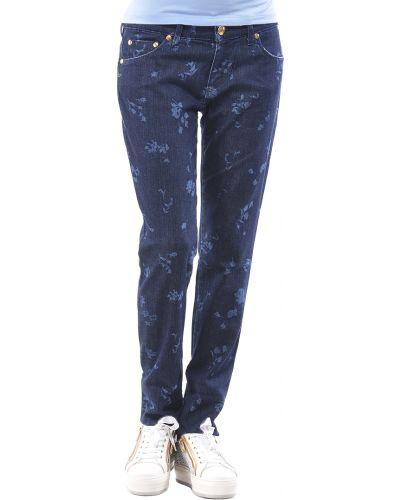 Синие джинсы Love Moschino