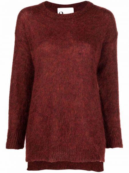 Красная шерстяная свитер 8pm
