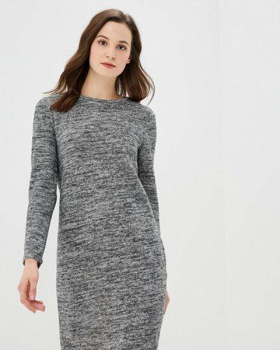 Платье прямое осеннее Only