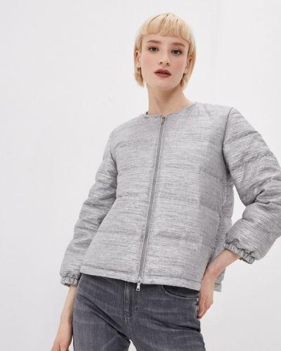 Серебряная куртка Seventy