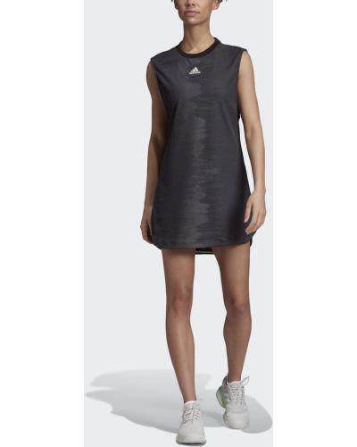 Облегающее платье теннисное спортивное Adidas