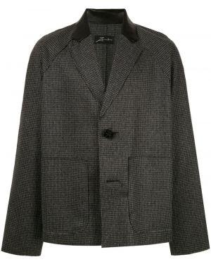 Шерстяное пальто на пуговицах Zambesi