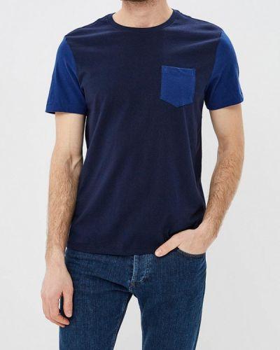 Синяя футболка 2019 Gap