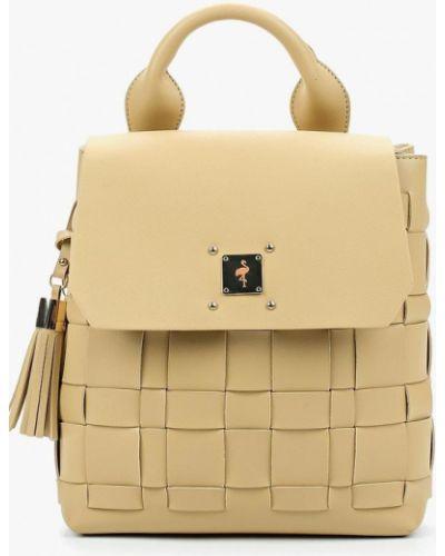Бежевый рюкзак Menbur