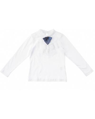 Блуза гипюровая атласная Playtoday Kids