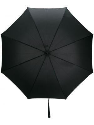 Черный зонт-трость Paul Smith