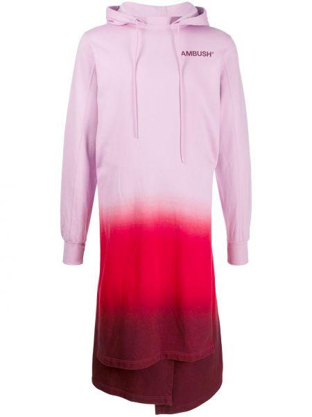 Платье с поясом с капюшоном с рукавами Ambush